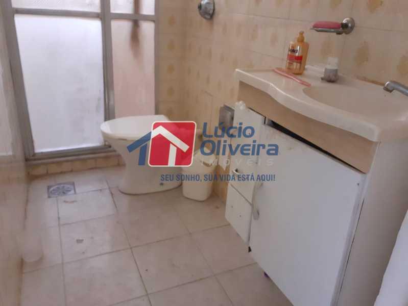 15 banheiro. - Apartamento À Venda - Irajá - Rio de Janeiro - RJ - VPAP21142 - 16
