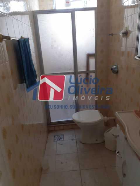 16 banheiro. - Apartamento À Venda - Irajá - Rio de Janeiro - RJ - VPAP21142 - 17