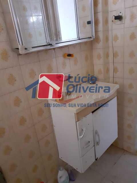 17 banheiro. - Apartamento À Venda - Irajá - Rio de Janeiro - RJ - VPAP21142 - 18