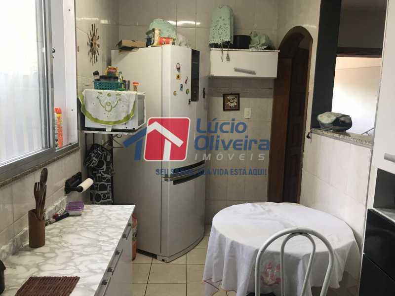 9 cozinha. - Casa À Venda - Vila da Penha - Rio de Janeiro - RJ - VPCA30149 - 9