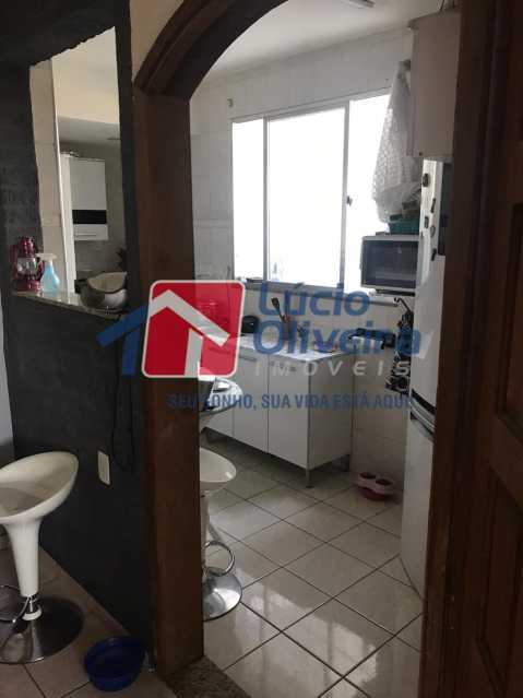 11 cozinha. - Casa À Venda - Vila da Penha - Rio de Janeiro - RJ - VPCA30149 - 11