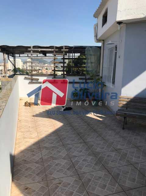 16 terraço. - Casa À Venda - Vila da Penha - Rio de Janeiro - RJ - VPCA30149 - 16