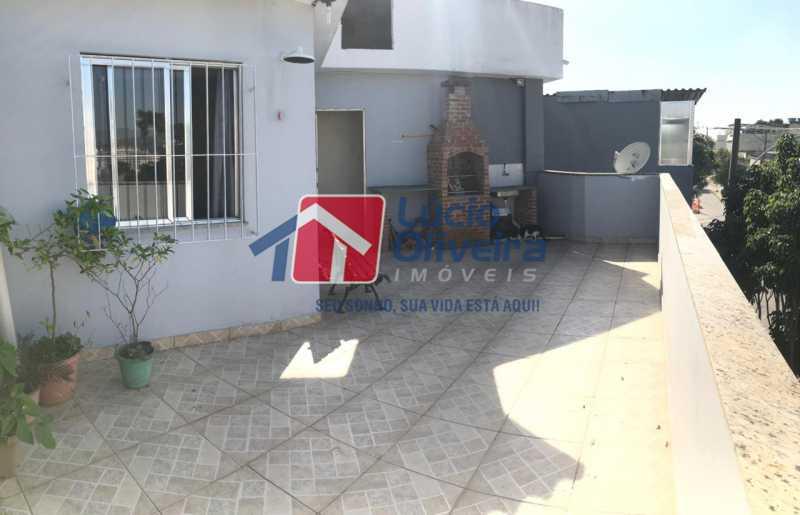 17 terraço. - Casa À Venda - Vila da Penha - Rio de Janeiro - RJ - VPCA30149 - 17