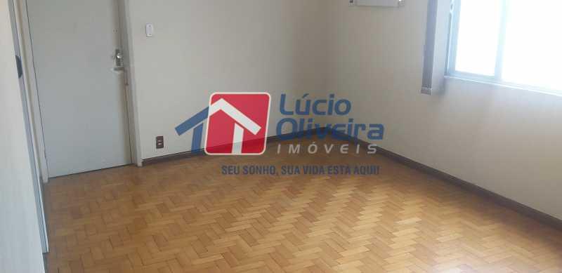 01 - Sala - Apartamento à venda Rua Padre Manso,Madureira, Rio de Janeiro - R$ 245.000 - VPAP21143 - 1