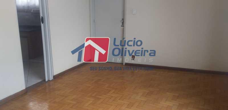 02 - Sala - Apartamento à venda Rua Padre Manso,Madureira, Rio de Janeiro - R$ 245.000 - VPAP21143 - 3