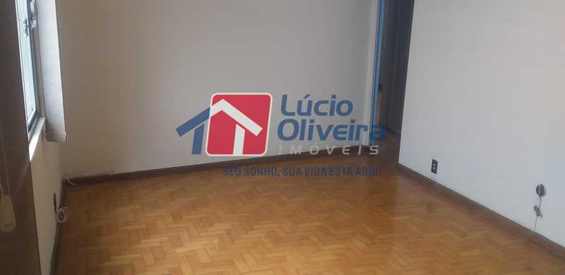 03 - Sala - Apartamento à venda Rua Padre Manso,Madureira, Rio de Janeiro - R$ 245.000 - VPAP21143 - 4