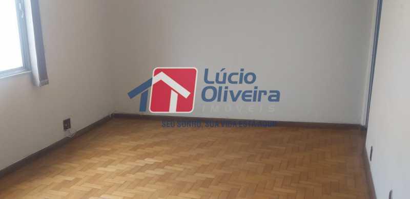 04 - Sala - Apartamento à venda Rua Padre Manso,Madureira, Rio de Janeiro - R$ 245.000 - VPAP21143 - 5
