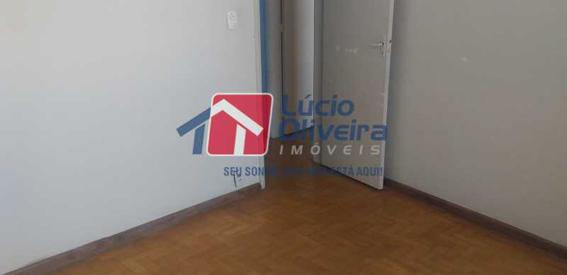 10 - Quarto Solteiro - Apartamento à venda Rua Padre Manso,Madureira, Rio de Janeiro - R$ 245.000 - VPAP21143 - 11