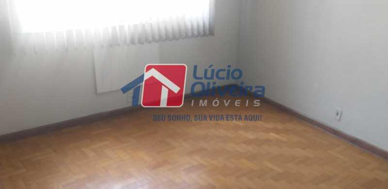 11 - Quarto Solteiro - Apartamento à venda Rua Padre Manso,Madureira, Rio de Janeiro - R$ 245.000 - VPAP21143 - 12