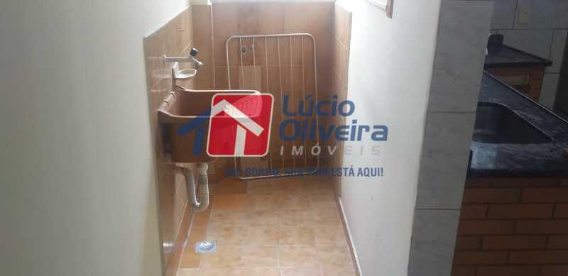 15 - Área - Apartamento à venda Rua Padre Manso,Madureira, Rio de Janeiro - R$ 245.000 - VPAP21143 - 16