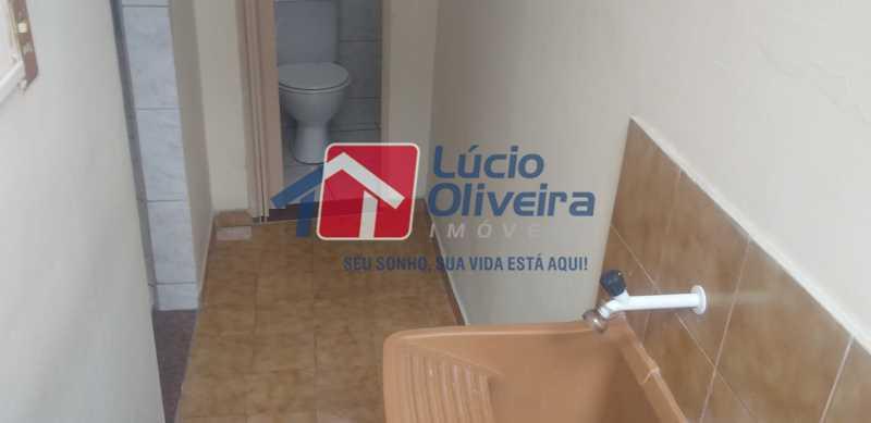 16 - Área - Apartamento à venda Rua Padre Manso,Madureira, Rio de Janeiro - R$ 245.000 - VPAP21143 - 17