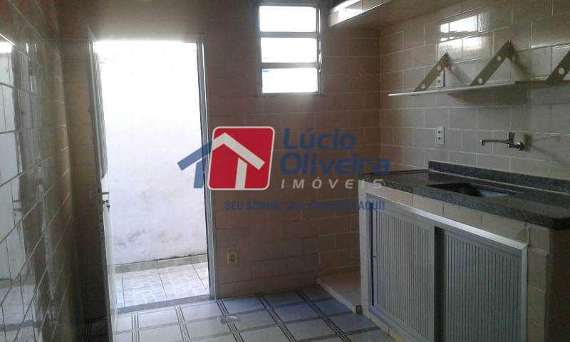 7 - Casa Para Alugar - Tomás Coelho - Rio de Janeiro - RJ - VPCA20224 - 8