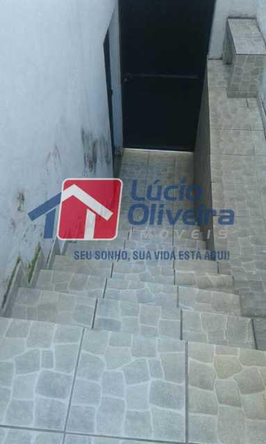 11 - Casa Para Alugar - Tomás Coelho - Rio de Janeiro - RJ - VPCA20224 - 13