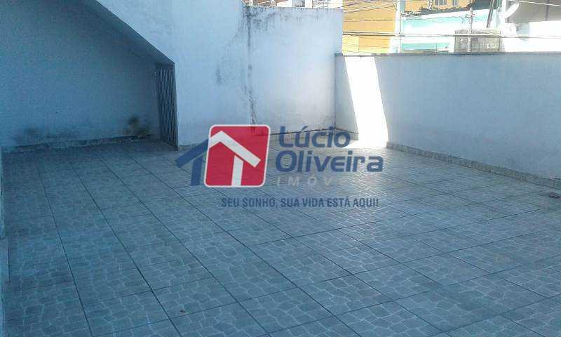 12 - Casa Para Alugar - Tomás Coelho - Rio de Janeiro - RJ - VPCA20224 - 14