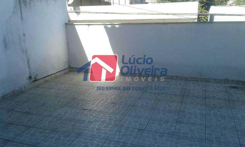 13 - Casa Para Alugar - Tomás Coelho - Rio de Janeiro - RJ - VPCA20224 - 15