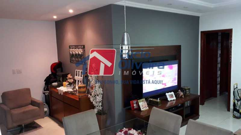 1 sala. - Casa à venda Rua Professor Teixeira da Rocha,Vila da Penha, Rio de Janeiro - R$ 960.000 - VPCA30150 - 1