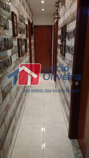 4 circulaçao. - Casa à venda Rua Professor Teixeira da Rocha,Vila da Penha, Rio de Janeiro - R$ 960.000 - VPCA30150 - 5