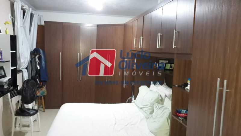 5 quarto. - Casa à venda Rua Professor Teixeira da Rocha,Vila da Penha, Rio de Janeiro - R$ 960.000 - VPCA30150 - 6