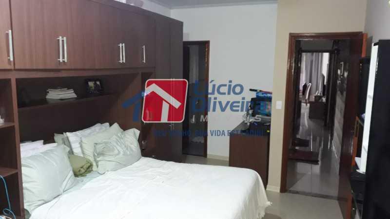 6 quarto. - Casa à venda Rua Professor Teixeira da Rocha,Vila da Penha, Rio de Janeiro - R$ 960.000 - VPCA30150 - 7