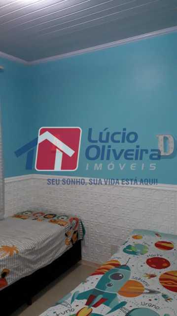 7 quarto. - Casa à venda Rua Professor Teixeira da Rocha,Vila da Penha, Rio de Janeiro - R$ 960.000 - VPCA30150 - 8
