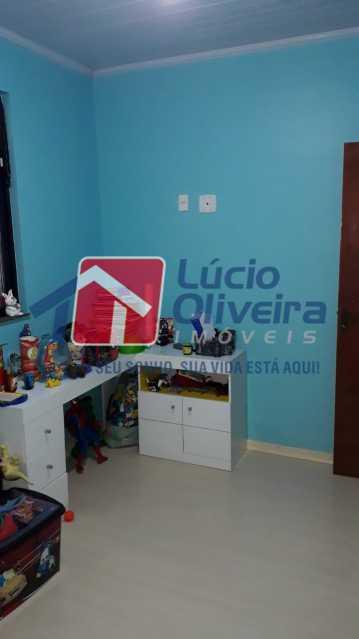8quarto. - Casa à venda Rua Professor Teixeira da Rocha,Vila da Penha, Rio de Janeiro - R$ 960.000 - VPCA30150 - 9