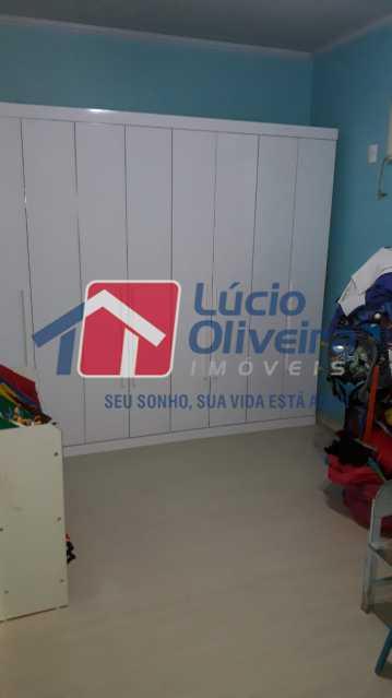 9 quarto. - Casa à venda Rua Professor Teixeira da Rocha,Vila da Penha, Rio de Janeiro - R$ 960.000 - VPCA30150 - 10