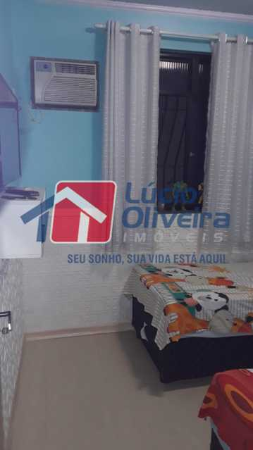 10 quarto. - Casa à venda Rua Professor Teixeira da Rocha,Vila da Penha, Rio de Janeiro - R$ 960.000 - VPCA30150 - 11