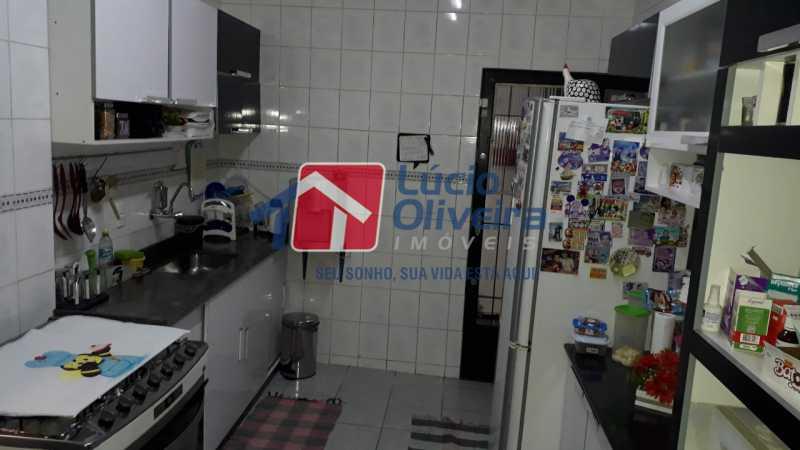 11 cozinha. - Casa à venda Rua Professor Teixeira da Rocha,Vila da Penha, Rio de Janeiro - R$ 960.000 - VPCA30150 - 12
