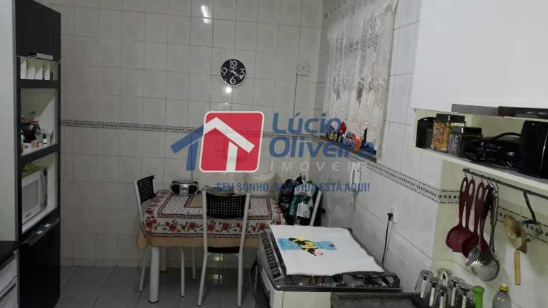 12 cozinha. - Casa à venda Rua Professor Teixeira da Rocha,Vila da Penha, Rio de Janeiro - R$ 960.000 - VPCA30150 - 13