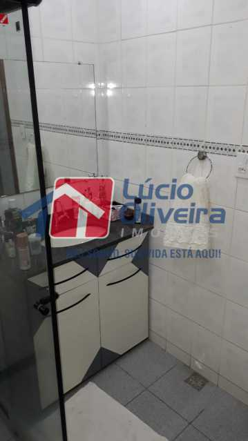 13 banheiro. - Casa à venda Rua Professor Teixeira da Rocha,Vila da Penha, Rio de Janeiro - R$ 960.000 - VPCA30150 - 14
