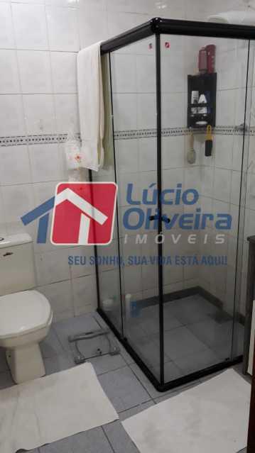 14 banheiro. - Casa à venda Rua Professor Teixeira da Rocha,Vila da Penha, Rio de Janeiro - R$ 960.000 - VPCA30150 - 15