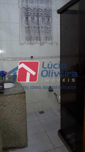 15 banheiro. - Casa à venda Rua Professor Teixeira da Rocha,Vila da Penha, Rio de Janeiro - R$ 960.000 - VPCA30150 - 16