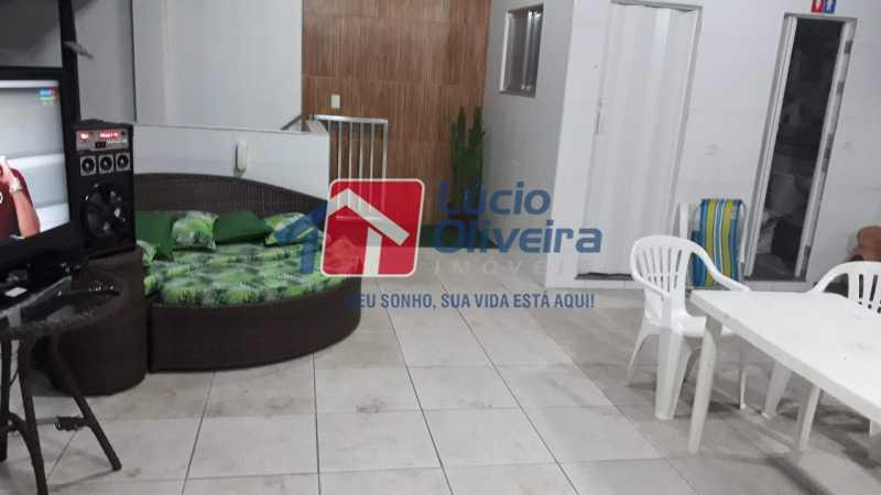 17 terraco. - Casa à venda Rua Professor Teixeira da Rocha,Vila da Penha, Rio de Janeiro - R$ 960.000 - VPCA30150 - 18