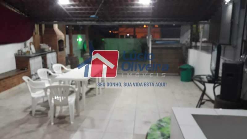 18 terraco. - Casa à venda Rua Professor Teixeira da Rocha,Vila da Penha, Rio de Janeiro - R$ 960.000 - VPCA30150 - 19