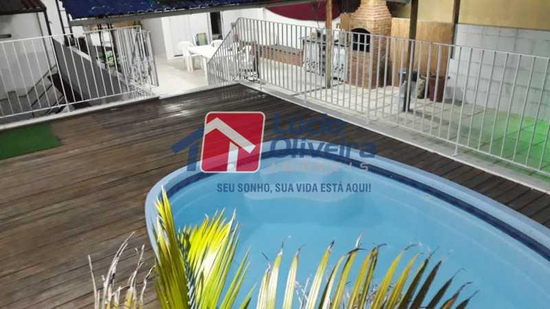 19 piscina. - Casa à venda Rua Professor Teixeira da Rocha,Vila da Penha, Rio de Janeiro - R$ 960.000 - VPCA30150 - 20