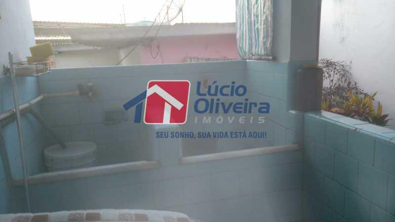 14 area de serviço - Casa À Venda - Braz de Pina - Rio de Janeiro - RJ - VPCA30151 - 22