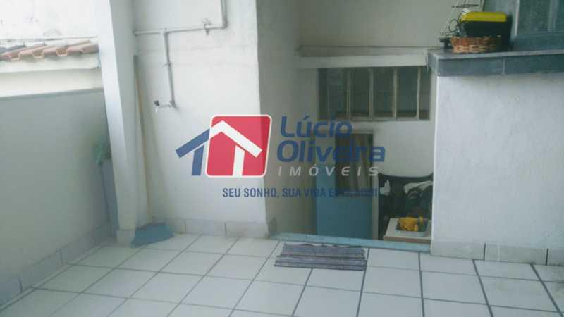 15 area de serviço - Casa À Venda - Braz de Pina - Rio de Janeiro - RJ - VPCA30151 - 23