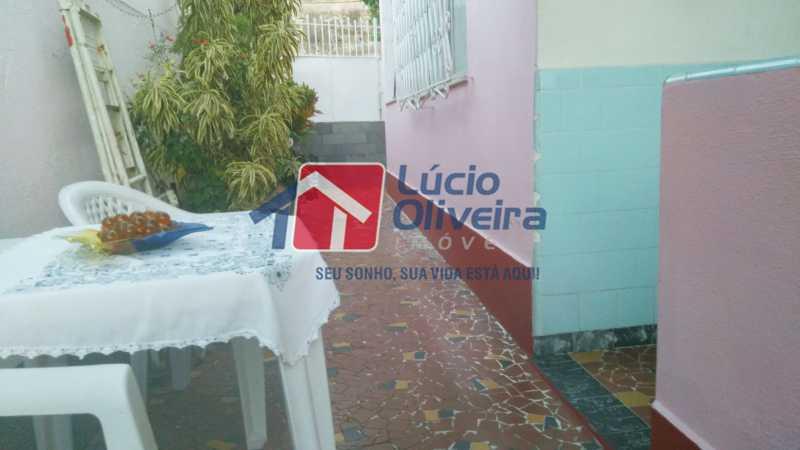 16 area externa - Casa À Venda - Braz de Pina - Rio de Janeiro - RJ - VPCA30151 - 24