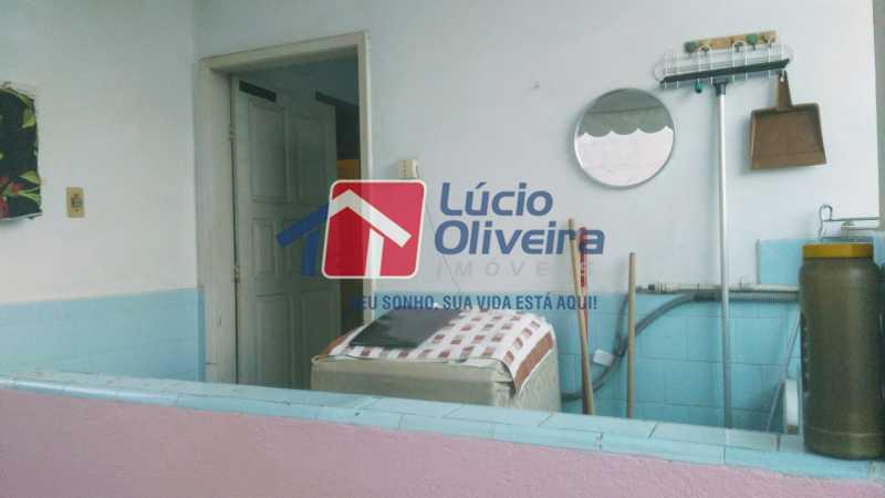 18 area externa - Casa À Venda - Braz de Pina - Rio de Janeiro - RJ - VPCA30151 - 26