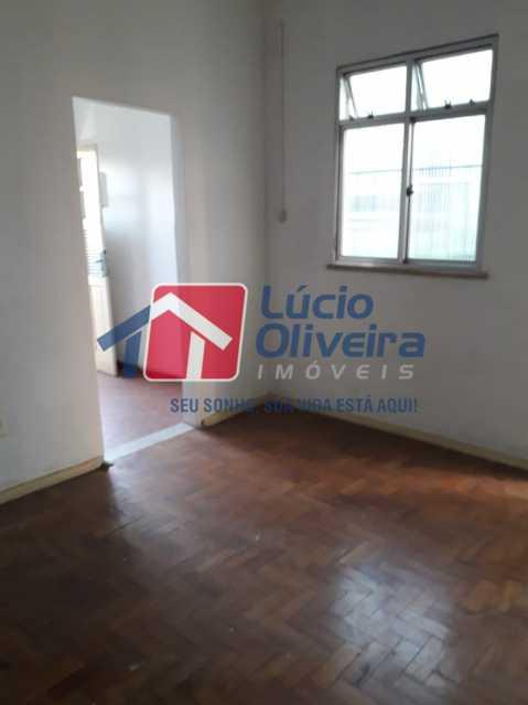 01 - sala - Casa À Venda - Madureira - Rio de Janeiro - RJ - VPCA10023 - 1
