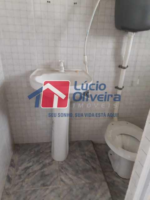 11 - Banheiro - Casa À Venda - Madureira - Rio de Janeiro - RJ - VPCA10023 - 12