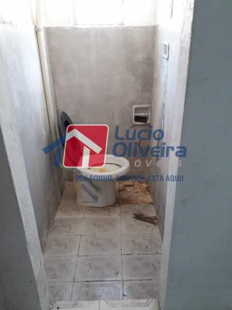 21 - Banheiro 2o imóvel - Casa À Venda - Madureira - Rio de Janeiro - RJ - VPCA10023 - 22