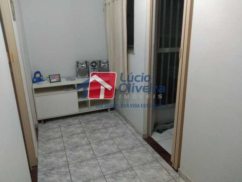 01 sala - Apartamento À Venda - Madureira - Rio de Janeiro - RJ - VPAP10127 - 3