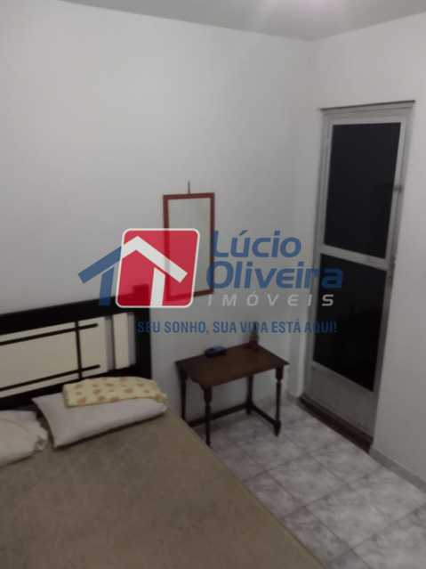 05 quarto - Apartamento À Venda - Madureira - Rio de Janeiro - RJ - VPAP10127 - 10