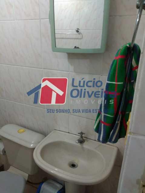 06 banheiro 2 - Apartamento À Venda - Madureira - Rio de Janeiro - RJ - VPAP10127 - 12
