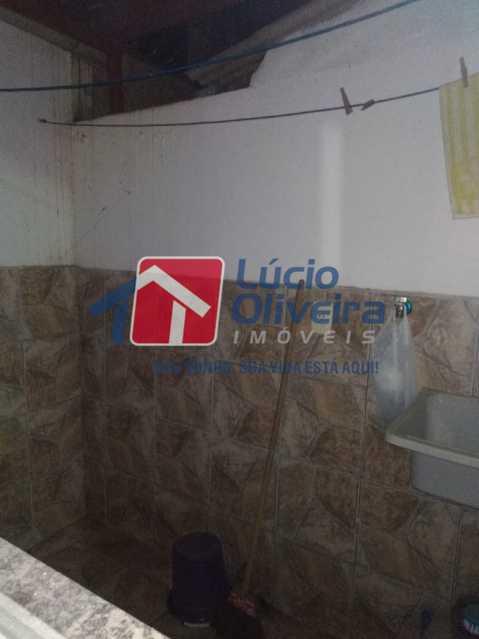 09 área de serviço - Apartamento À Venda - Madureira - Rio de Janeiro - RJ - VPAP10127 - 20