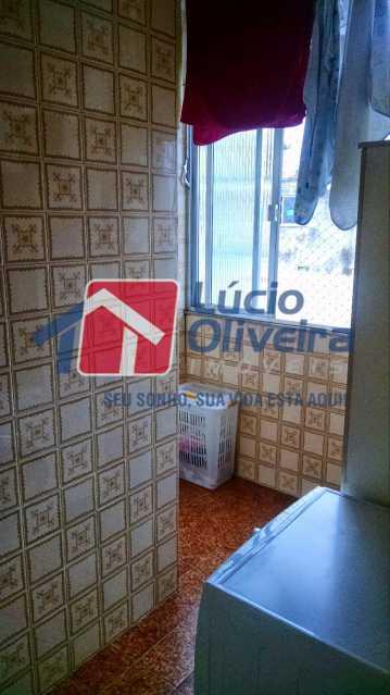 13 area. - Apartamento Rua Maria do Carmo,Penha Circular,Rio de Janeiro,RJ À Venda,2 Quartos,50m² - VPAP21149 - 14