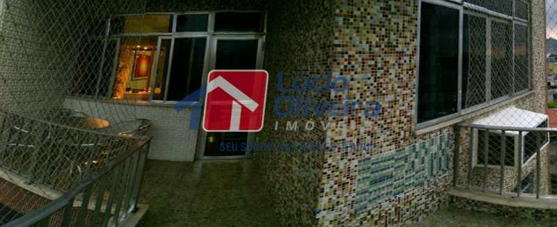18 varanda. - Apartamento Rua Maria do Carmo,Penha Circular,Rio de Janeiro,RJ À Venda,2 Quartos,50m² - VPAP21149 - 19