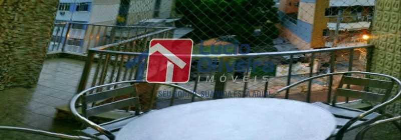 19  varanda. - Apartamento Rua Maria do Carmo,Penha Circular,Rio de Janeiro,RJ À Venda,2 Quartos,50m² - VPAP21149 - 20