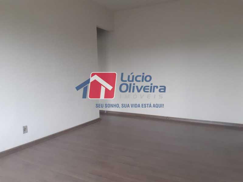 4 Sala. - Apartamento À Venda - Irajá - Rio de Janeiro - RJ - VPAP21151 - 5